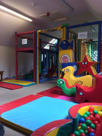 Clydey Cottages Pembrokeshire: Fab Soft Play