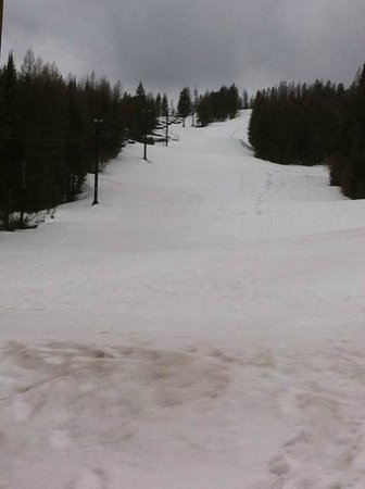Whitefish Mountain Resort: Slope