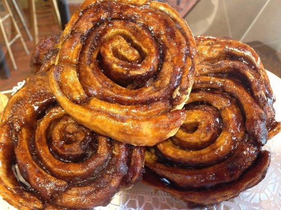 Cheryl's Cafe: Fresh baked