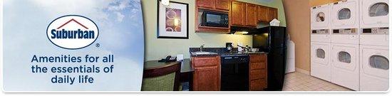 Home-Towne Suites Bentonville: Suburban