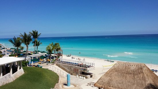 GR Caribe by Solaris: View from our window.