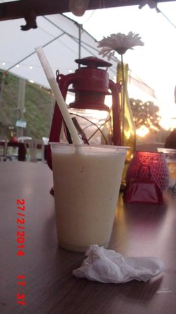 Cowboys Cantina & Outside Grill: Perfect Pina Colada
