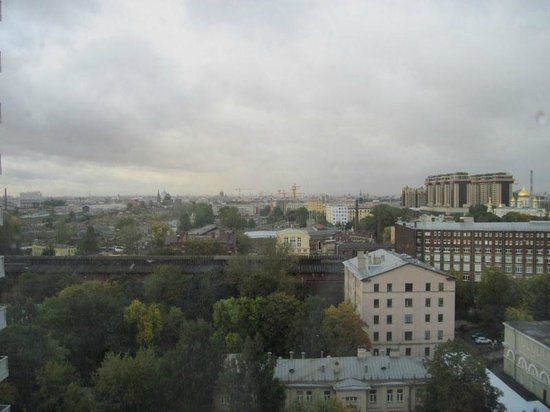 Holiday Inn St. Petersburg Moskovskiye Vorota : Toward the City