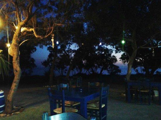 Taverna Kastraki Paradise: KASTRAKI PARADISE NIGHTS