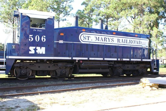 ‪St. Marys Railroad‬