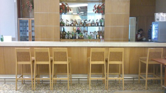 Wyndham Grand Izmir Ozdilek : Lobby Bar