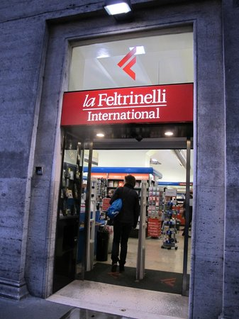 ‪Libreria Feltrinelli International‬
