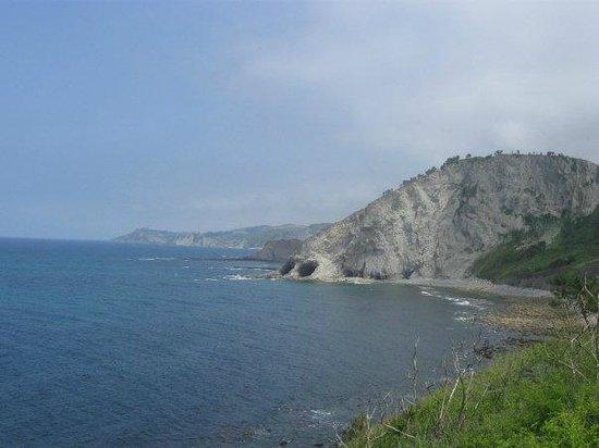 Txerturi Goikoa: Coast