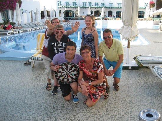 Falcon Hills Hotel: Elke dag diverse activiteiten