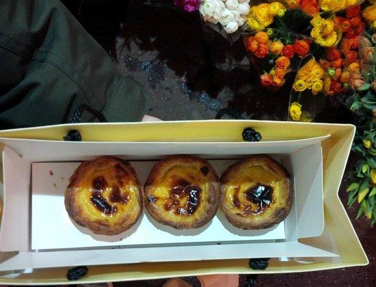 Comme A Lisbonne : A taste of heaven