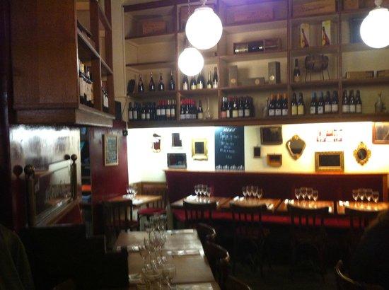 Comptoir de La Gastronomie : Salão