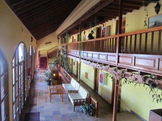 Hotel La Palma Romantica: Hotelrooms