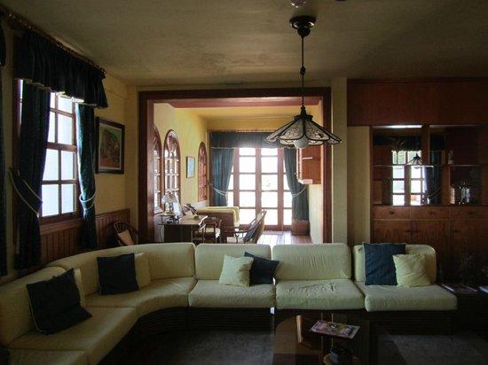 Hotel La Palma Romantica: Lounge
