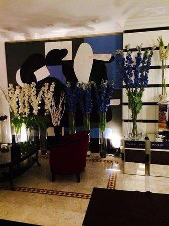 Best Western Plus Hotel Massena Nice: foyer