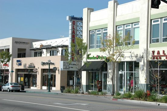 The top 10 things to do in claremont 2017 must see for Alf hotel downtown