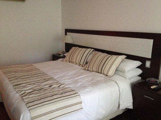 Radisson Hotel Colonia del Sacramento: Quarto standard