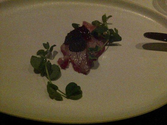 Nolita Restaurant : salmon