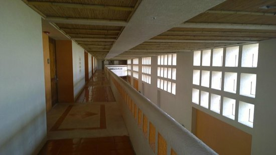 The Westin Resort & Spa, Puerto Vallarta : Interior hallway