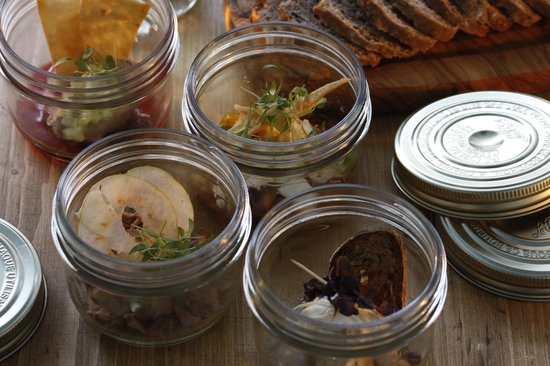 Stresa Kitchen - Coventry: SK Sharing Jars