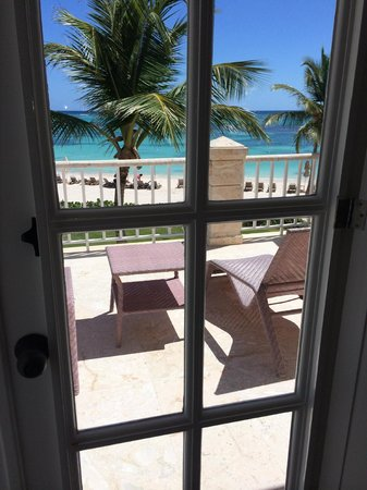 Tortuga Bay Hotel Puntacana Resort & Club : View to the Beach