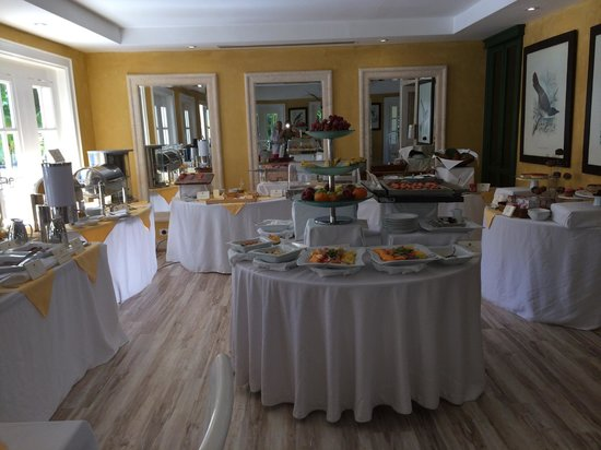 Tortuga Bay, Puntacana Resort & Club: Breakfast