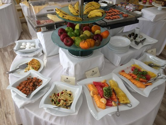 Tortuga Bay Hotel Puntacana Resort & Club: Breakfast