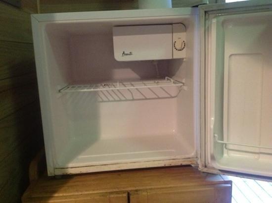 Hotel El Mono Feliz : kühlschrank