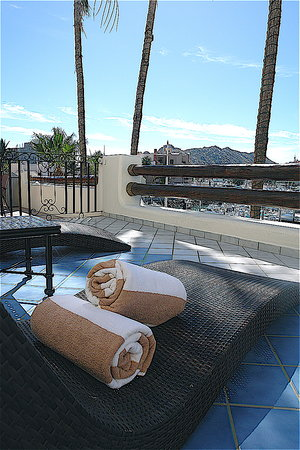 Marina Fiesta Resort & Spa: A privileged view.