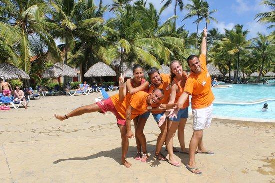 Caribe Club Princess Beach Resort & Spa : les voici encore !!!