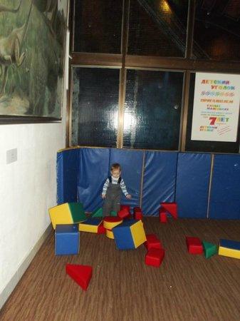 State Darwin Museum : Детский уголок