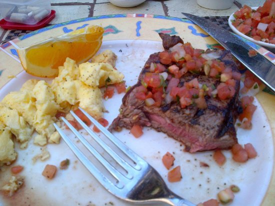 Mission Inn Restaurant: Delicious!