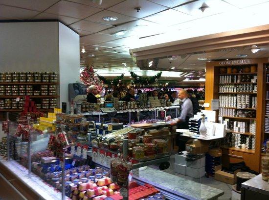 Galeries Lafayette Gourmet : Produtos Gourmet