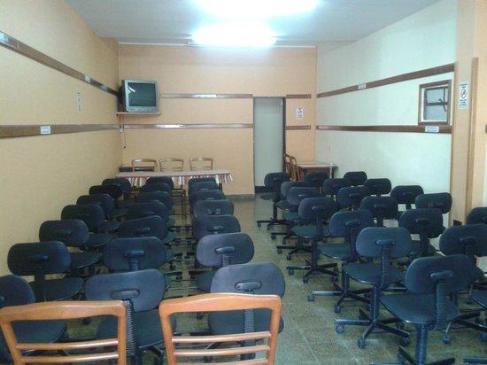 Hotel Huemul: Sala de conferencias