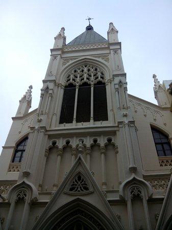 Iglesia de Nuestra Senora Estrella Del Mar : Iglesia de Nuestra Señora Estrella Del Mar .Huelva