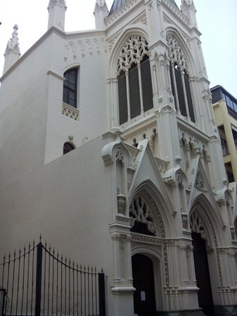 Iglesia de Nuestra Senora Estrella Del Mar