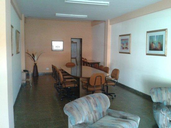 Hotel Huemul: Sala de directorio