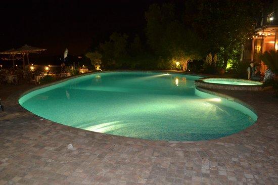 Villa Clodia: Piscina