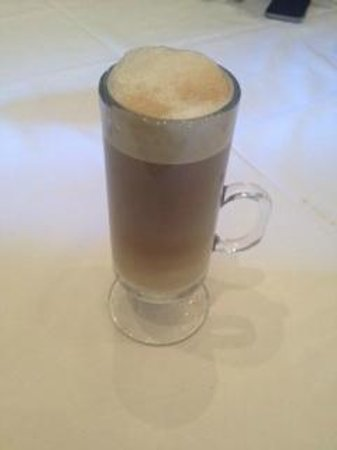 Ruth's Chris Steak House - Edmonton: Latte