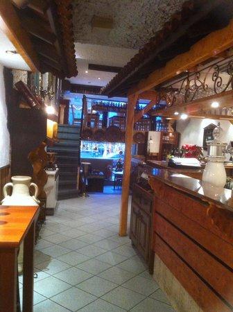 Ristorante Rigoletto: Bar