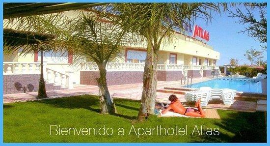 Aparthotel Atlas: Apart hotel Atlas