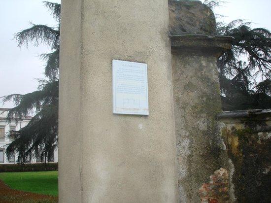 Villa Mirabello: Durini