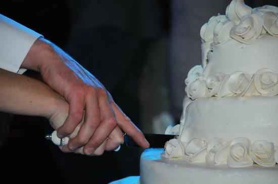 Plage d'Oludeniz (Lagon bleu) : delicious cake
