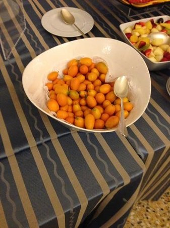 Abano Grand Hotel : frutta