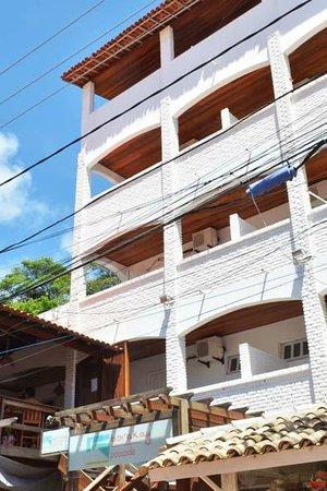 Pousada Borakay: Lindo prédio
