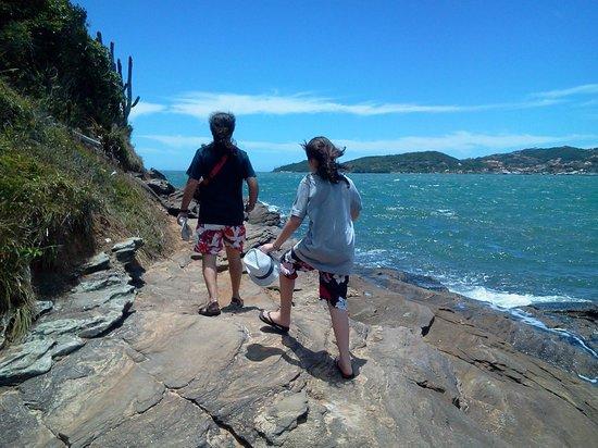 Praia Canto: Final de Praia do Canto