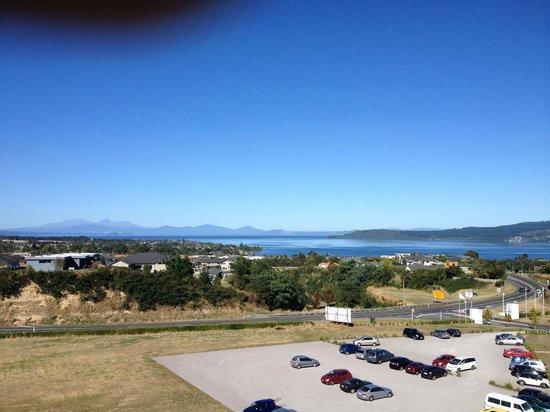 Hilton Lake Taupo : View