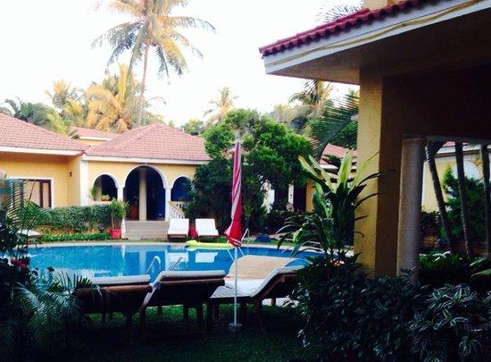 Casa De Goa Boutique Resort : pool