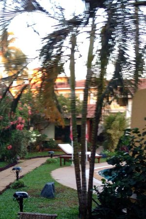 Casa De Goa Boutique Resort : lovely view
