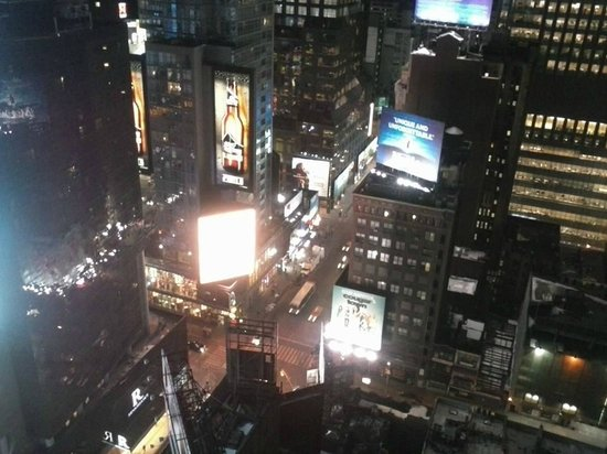 DoubleTree Suites by Hilton Hotel New York City - Times Square : Vista da janela do quarto