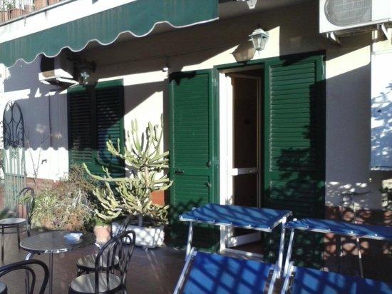 Hotel Cesare Augusto : la camera